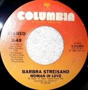 7'' - Barbra Streisand - Woman In Love