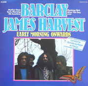 LP - Barclay James Harvest - Early Morning Onwards - Blue