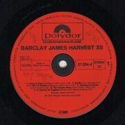 LP - Barclay James Harvest - XII - Club-Sonderauflage