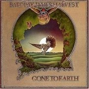 LP - Barclay James Harvest - Gone To Earth - die cut cover