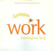 12inch Vinyl Single - Barrington Levy - Work