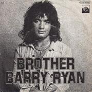 7inch Vinyl Single - Barry Ryan - Brother