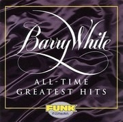 CD - Barry White - All-Time Greatest Hits