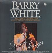 LP - Barry White And Love Unlimited Also Featuring Love Unlimited Orchestra - Love Songs