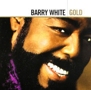 Double CD - Barry White - Gold