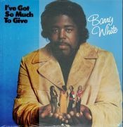 LP - Barry White - I've Got So Much To Give - Still Sealed