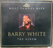 Double CD - Barry White - Most Famous Hits: The Album