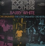 LP - Barry White - Together Brothers