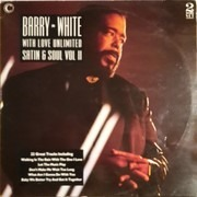 Double LP - Barry White With Love Unlimited - Satin & Soul Vol ll - Gatefold