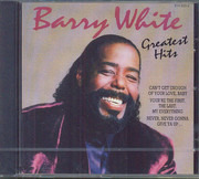 CD - Barry White - Greatest Hits