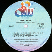 LP - Barry White - I've Got So Much To Give
