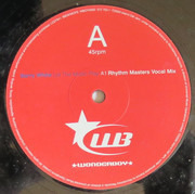 12inch Vinyl Single - Barry White - Let The Music Play (Rhythm Masters Remixes)