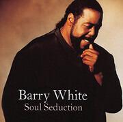 CD - Barry White - Soul Seduction