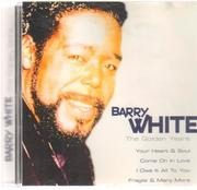 CD - Barry White - The Golden Years