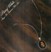 LP - Barry White - Barry White Sings For Someone You Love