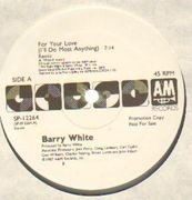 12'' - Barry White - For Your Love (I'll Do Most Anything)