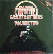 LP - Barry White - Greatest Hits Volume Two
