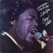 LP - Barry White - Just Another Way To Say I Love You