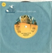 7'' - Barry White - Just The Way You Are - Solid Centre