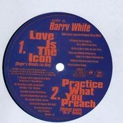 12inch Vinyl Single - Barry White - Practice What You Preach (The R&B Mixes)