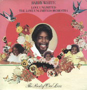 Double LP - Barry White, Love Unlimited Orchestra - The Best Of Our Love