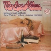 Double LP - Barry White & Love Unlimited Orchestra - The Love Album - + Poster