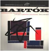 LP - Bartók - Concerto For Orchestra - heavy vinyl