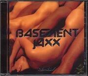 CD - Basement Jaxx - Remedy
