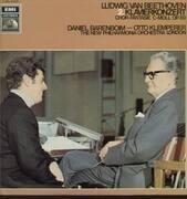 LP - Beethoven - Klavierkonzert Nr.2 B-dur;Chorfantasie C-moll Op.80
