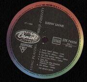 LP - The Beach Boys - Surfin' Safari - Original