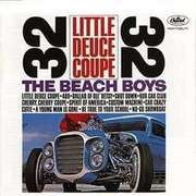 LP - The Beach Boys - Little Deuce Coupe - HQ-Vinyl