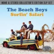 Double LP - The Beach Boys - Surfin' Safari - HQ-Pressing