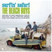 LP - The Beach Boys - Surfin' Safari - HQ-Vinyl