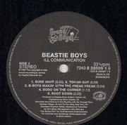 Double LP - Beastie Boys - Ill Communication - Limited Edition Numbered
