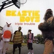 12inch Vinyl Single - Beastie Boys - Triple Trouble