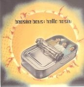 Double LP - Beastie Boys - Hello Nasty - Clear Gold, Gatefold Sleeve, LTD