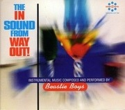 CD - The Beastie Boys - The In Sound From Way Out! - Digipak