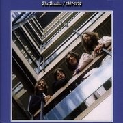 Double CD - The Beatles - 1967 - 1970, Blue Album