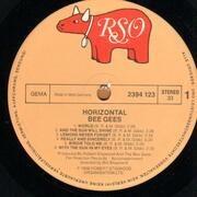 LP - Bee Gees - Horizontal