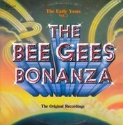 Double LP - Bee Gees - The Bee Gees Bonanza - The Early Years Vol. 2 - STILL SEALED