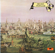 LP - Bee Gees - Trafalgar - GERMAN ORIGINAL