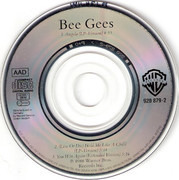 CD Single - Bee Gees - Angela