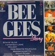 Double LP - Bee Gees - Bee Gees Story