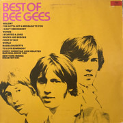 LP - Bee Gees - Best Of Bee Gees