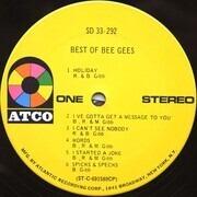 LP - Bee Gees - Best Of Bee Gees - CP