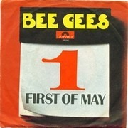 7inch Vinyl Single - Bee Gees - First Of May