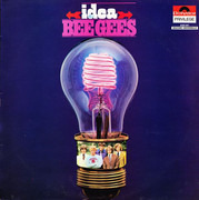 LP - Bee Gees - Idea