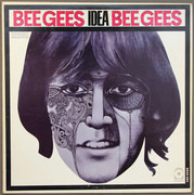 LP - Bee Gees - Idea - TH
