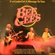 LP - Bee Gees - I've Gotta Get A Message To You