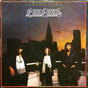 LP - Bee Gees - Living Eyes - Blue Labels